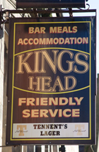 The Kings Head Berwick upon Tweed